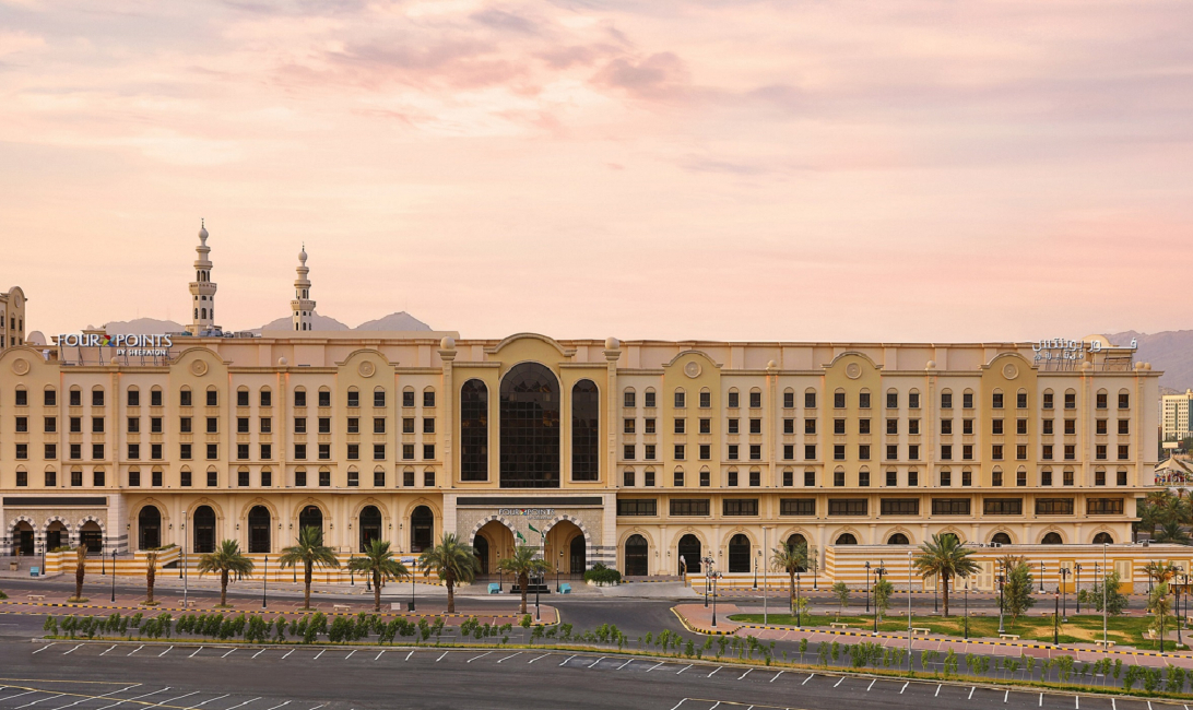Makkah, F&B outlets in Saudi Arabia, Kingdom of Saudi Arabia, Four Points by Sheraton
